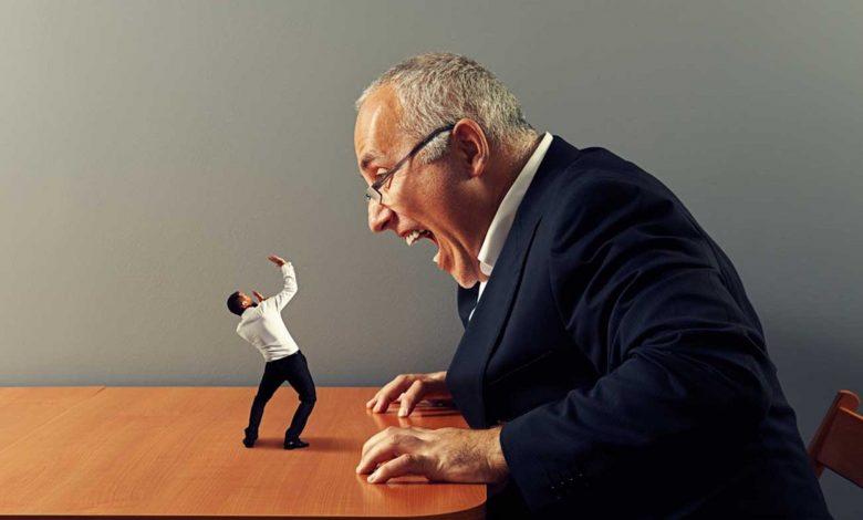 با رئیس بد قلق چگونه رفتار کنیم